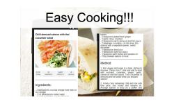 Fish recipes food screenshot 3/3