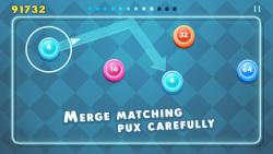 Puxers - The fun brain game screenshot 1/4
