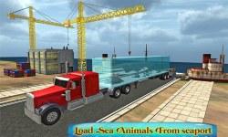Sea Animals Transport Truck screenshot 1/4