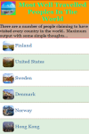 Most Well Travelled Peoples In The World  screenshot 2/3