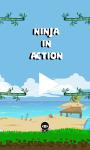 Ninja In Action screenshot 1/6