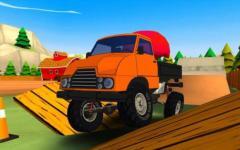 Truck Trials 2 Farm House 4x4 intact screenshot 4/6