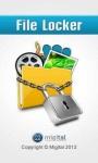 New File Locker free screenshot 3/6