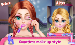 Princess Doll Hair Style screenshot 2/4