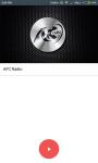 AFC Radio screenshot 1/3