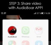 AudioBoar: Youtube to Mp3 Converter screenshot 4/4