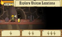 Cactus Jumper Game screenshot 1/5