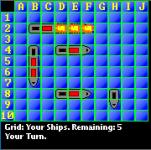 Q-Battleship screenshot 1/1