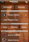 SportStream Football screenshot 2/5