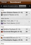 SportStream Football screenshot 4/5