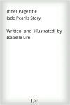 EBook - Jade Pearls Story screenshot 2/4