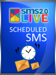 SMSLive with Scheduled SMS  screenshot 1/1