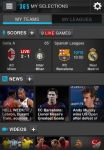 365Scores screenshot 1/4