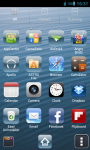 iPhone 5 Theme app screenshot 1/2