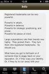 Trademark Tips screenshot 1/1