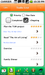 TUM Time Budget - Time Manager screenshot 3/5