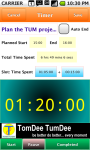 TUM Time Budget - Time Manager screenshot 4/5