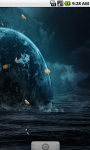 Earth Drown Live Wallpaper screenshot 3/4