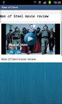 Man of Steel Videos screenshot 4/4
