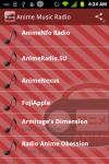 Anime Jpop Jrock Music Radio screenshot 1/3