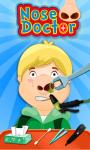 Nose Hospital - Doctor Games screenshot 1/5