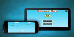 Bouncy bouncy Bird screenshot 1/3