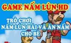 Funny Guy Roll and Eat Mushroom Cute Game for Kids screenshot 1/6
