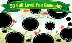 Funny Guy Roll and Eat Mushroom Cute Game for Kids screenshot 3/6