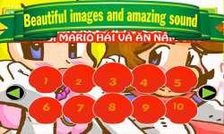 Funny Guy Roll and Eat Mushroom Cute Game for Kids screenshot 4/6
