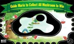 Funny Guy Roll and Eat Mushroom Cute Game for Kids screenshot 6/6