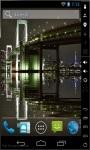 Lighted Bridge Live Wallpaper screenshot 1/2