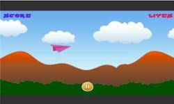Flappy Paper Plane screenshot 2/5