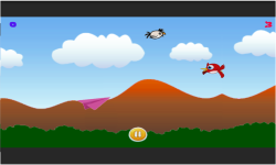 Flappy Paper Plane screenshot 3/5