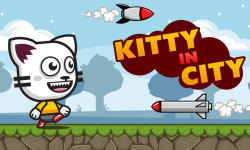 Kitty In City screenshot 1/4