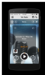 OIDAR - Podcast News Player HD screenshot 1/5