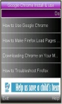 new Google Chrome Installation and usage guide screenshot 1/1