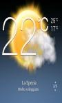City Weather Gadget screenshot 1/1