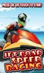 Jet Boad Speed Racing -free screenshot 1/1