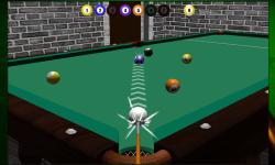 9 ball pro billiard screenshot 1/6