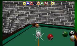 9 ball pro billiard screenshot 3/6