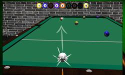 9 ball pro billiard screenshot 5/6