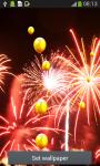 Fireworks Live Wallpapers Free screenshot 1/6