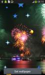 Fireworks Live Wallpapers Free screenshot 4/6