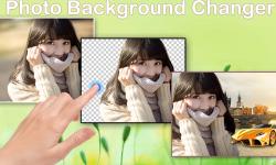 Photo Background Changer 2 screenshot 2/3