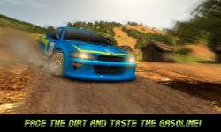 Dirt Car Rally Racing 3D screenshot 2/4