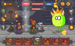 Dungeon Clicker screenshot 1/6