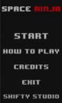 Space Ninja Lite screenshot 1/4