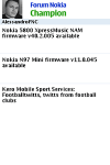 Alessandro Forum Nokia Champion blog screenshot 1/1