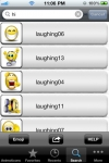 Animoticons + Emoji(PRO) for  MMS Text Messagin... screenshot 1/1