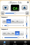 iTanpura Lite - Tanpura Player screenshot 1/1